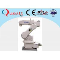 Best High Performance Robotic Automation System EPSON 6 Axis For Cutting / Transporting wholesale