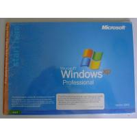 China COA Win XP Pro SP3 Full Box ,  7 Utility Softwares on sale