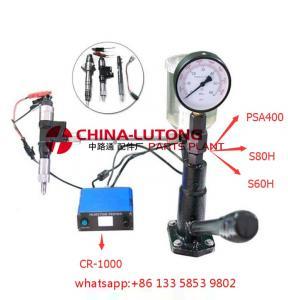 China VE pump piston stroke gauge oil filled small pressure gauge on sale