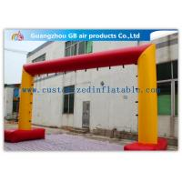 Best Custom Inflatable Arches for Sale Inflatable Gantry / Halloween Inflatable Arch TUV wholesale