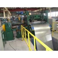 China High Efficiency Cut To Length Line Machine Slitting And Recoiling Line on sale