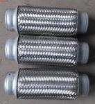 Best 55 X 150mm Auto Exhaust Flexible Pipe Good Noise / Vibration Reduction wholesale