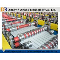 Corrugated Roll Forming Machine with 1200mm Feeding width