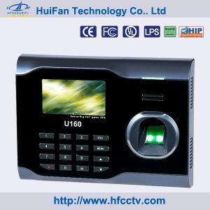 Best Web Based Fingerprint Time Attendance Suport External Printer (HF-U160) wholesale