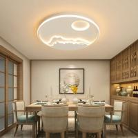 Best Thin Housing Wireless LED Ceiling Light Color Temperature Adjustable wholesale