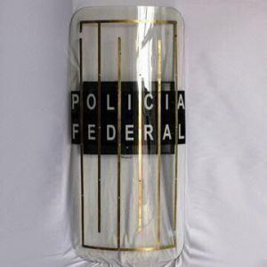Best Polycarbonate Shock Shield, Measuring 60 x 120cm, with Reusable Battery wholesale