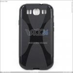 Best X-Type TPU Case for Samsung Galaxy Siii S3 I9300 P-Sami9300TPU001 wholesale