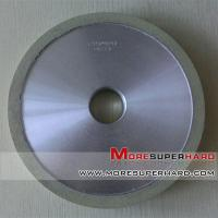 Best 1A1 Vitrified diamond straight  grinding wheel for PCD tool gina@moresuperhard.com wholesale