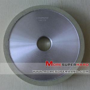 China 1A1 Vitrified diamond straight  grinding wheel for PCD tool gina@moresuperhard.com on sale