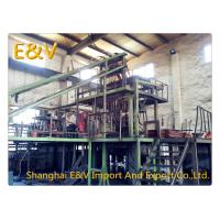 Cheap 150 mm/min Strip Casting Machine 3000Mt Yearly Capacity Take Up Form Coiling for sale