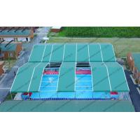 Cheap High Tech Aluminum Waterproof  Sport Event Tents for Swimming Pool for sale