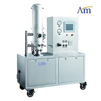 China LFB R&D Laboratory fluid bed dryer machine, dry granulation equipment 5KG Scale-up, Pilot, Multi-function on sale