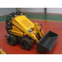 China lawn tractor mini front end loader, mini tractor backhoe loader,log loader trailer on sale