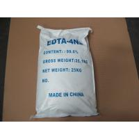 Best NA4EDTA Tetrasodium Ethylene Diamine Tetraacetate , EDTA-4NA White Cystal Powder wholesale