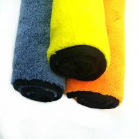 China Hot Sales Car Wash Microfiber Towel Double Sides Microfiber Car Cleaning Wash Cloth Wholesale on sale