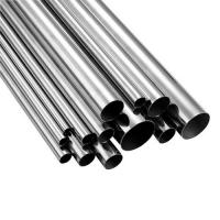 China Thin Wall Anodized Aluminum Tubing , Aluminum Round Pipe ±0.2% Tolerance on sale