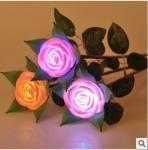 Best Single Flower-lighted Flower,led rose floweres wholesale