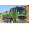 China SINOTRUK HEAVY DUTY CARGO TRUCK , ARMY GREEN MAJESTY ZZ1167M4617C wholesale