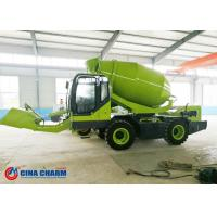 Best Strong Power 1m3 Self Loading Concrete Mixer Promote Faster High Fuel Efficient wholesale