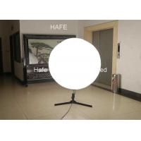 China Dimmable Wedding Led Balloon Lights For Rental , Lighted Area 600 / 6480 M² / Sqft on sale