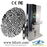 Cheap Biometric Fingerprint Door Lock with OLED Display and USB port, electronic for sale