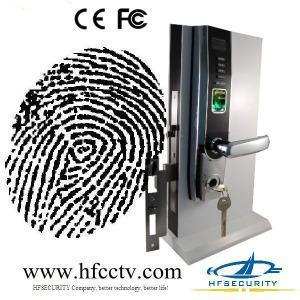 Best Biometric Fingerprint Door Lock with OLED Display and USB port, electronic biometric door lock (HF-LA501) wholesale