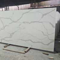 Best Cut - To - Size Artificial Quartz Stone , White Quartz Kitchen Worktops wholesale