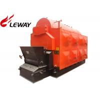 China Automatic Biomass Steam Boiler 80% Thermal Efficiency For Food Industry on sale