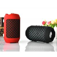 Best 1200mah 8 hours playing time new bluetooth speaker for South America BS116 Great quality bass speaker wholesale