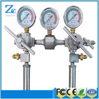 China QG-80A High pressure manifold gas pressure relief output device on sale