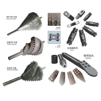 China HDD drilling tools - Drill bits, pilot, Sound Housing, Crossover sub and Drill pipe on sale