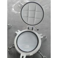 Best Fixed Model Portlights Marine Windows Marine Ships Scuttle Window With Storm Cover wholesale