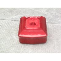 Best Single cylinder engine water tank red color S195 S1100 S1110 etc iron material wholesale