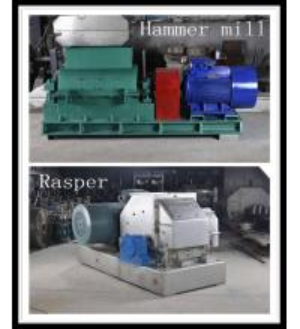 Best Cassava Sweet Potato Milling Machine Crushing Section Corrosion Resistant wholesale