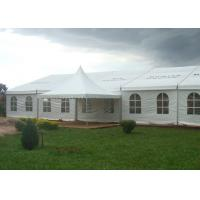 Best Aluminum Structure White Marquee Tent With Windows, Commercial Grade Marquee wholesale
