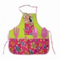 Best Fashionable Garden Tools Set with Apron wholesale