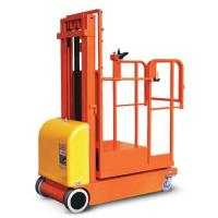 Best 2700mm 3300mm Can Bus Technology Proportional controls Safety brackets Electric Aerial Order Picker wholesale