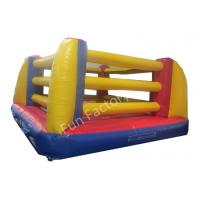 Attractive Flame Retardant Inflatable Sports Games Eco - Friendly Material