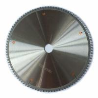 10 Inch 100 Tooth Tungsten Carbide Tipped Circular Saw Blade For Metal