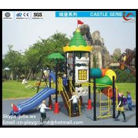 Best non-toxic,anti-static galvanized outdoor playgrounds equipment for Kids wholesale
