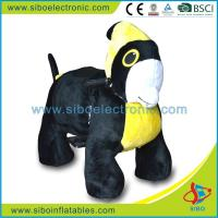 Best Sibo Stuffed Animals To Paint Battery Animal Ride Walking Animal Ride On Toy wholesale