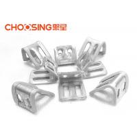 Best Galvanized 23mm Upholstery Spring Clips 0.8 - 1.0mm Thickness Long Lifetime wholesale