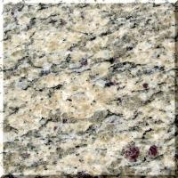 Best Santa cecilia dark yellow granite stone tile slabs with Polished , Flamed , Honed Surface wholesale