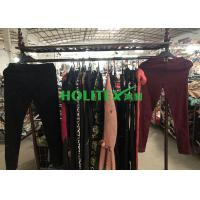 Best Fashionable Used Winter Clothes Ladies Winter Stretch Pants For Iraq wholesale