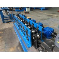 Best High Speed Angle Roll Forming Machine With Notching And Convey wholesale