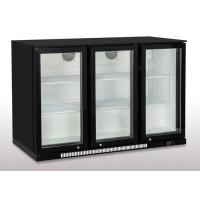 China Under Counter Commercial Beverage Refrigerator 1 / 2 / 3 Doors Commercial Fridge on sale