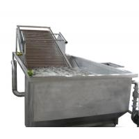 Best Full Automatic Fruit Processing Equipment Surfing Bubble Washing Machine wholesale