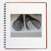 China Double loop wire for bookbinding on sale