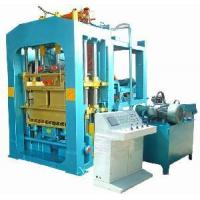 Best Full Automatic Concrete Block Making Machine Withe Germany Standard (QT6-15B) wholesale