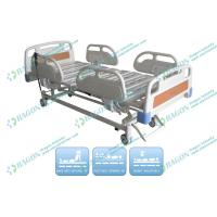 Best Detachable ABS Plastic Mattress Electric Hospital Bed With Three Functions wholesale